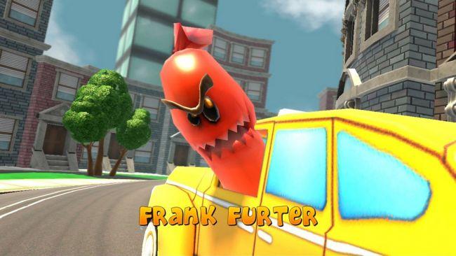 BurgerTime World Tour - Screenshots - Bild 6