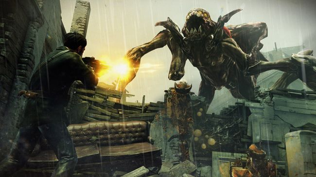 Resistance 3 - Screenshots - Bild 9