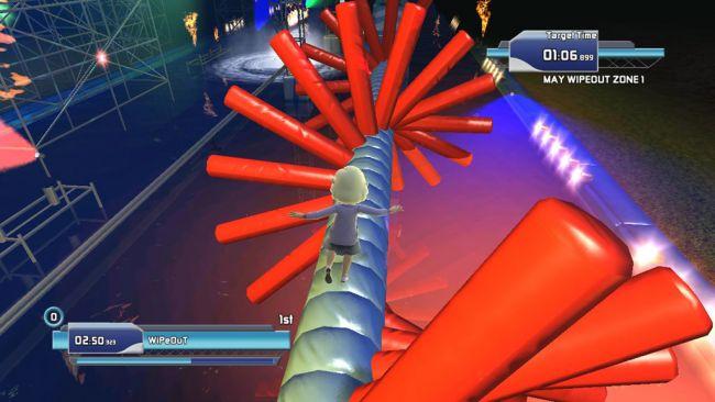 Wipeout In The Zone - Screenshots - Bild 6
