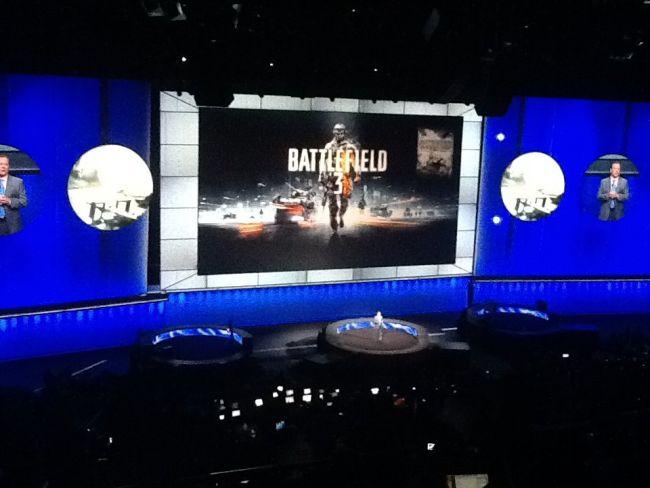 E3 2011 Fotos: Sony Pressekonferenz - Artworks - Bild 22