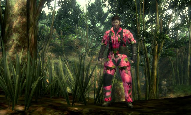 Metal Gear Solid: Snake Eater 3D - Screenshots - Bild 11