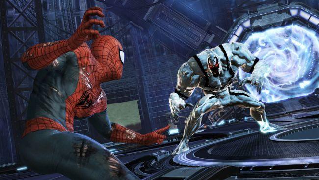 Spider-Man: Edge of Time - Screenshots - Bild 7