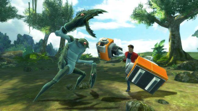 Generator Rex: Agent of Providence - Screenshots - Bild 4