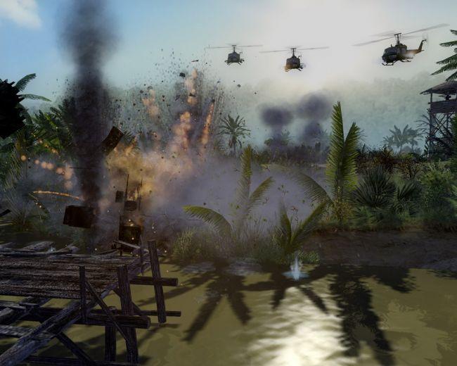 Men of War: Vietnam - Screenshots - Bild 1