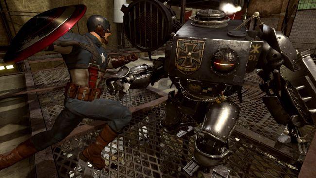 Captain America: Super Soldier - Screenshots - Bild 2