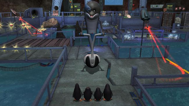 Die Pinguine aus Madagascar: Dr. Seltsam kehrt zurück - Screenshots - Bild 3