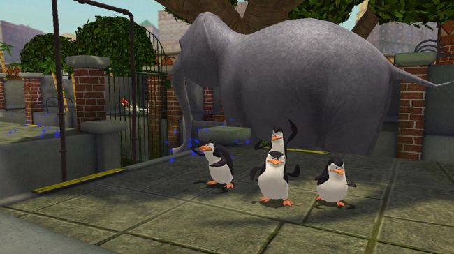 Die Pinguine aus Madagascar: Dr. Seltsam kehrt zurück - Screenshots - Bild 4