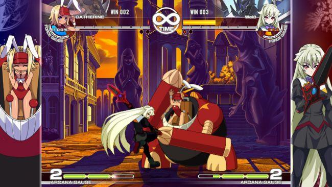 Arcana Heart 3 - Screenshots - Bild 17