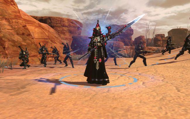 Warhammer 40.000: Dawn of War II - Retribution DLC: Ulthwé-Pack - Screenshots - Bild 3