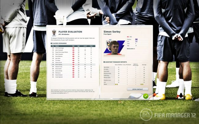 Fussball Manager 12 - Screenshots - Bild 13