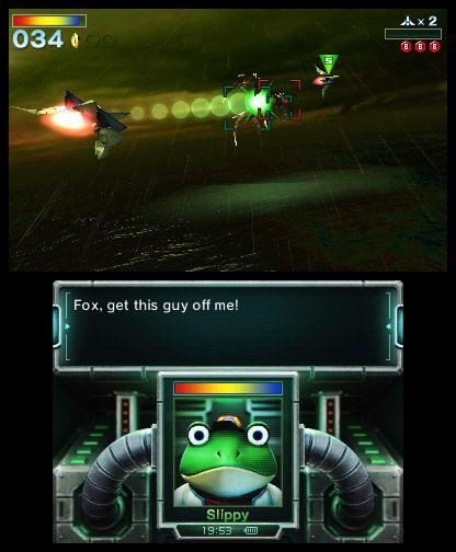 Star Fox 64 3D - Screenshots - Bild 9