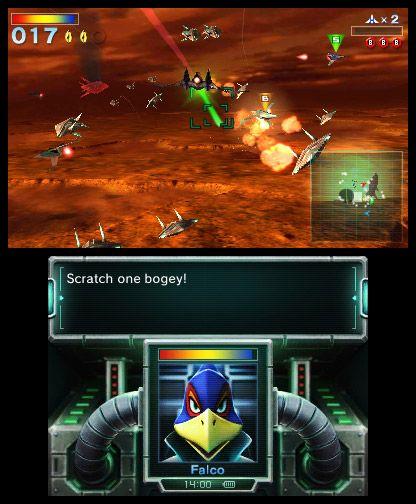 Star Fox 64 3D - Screenshots - Bild 10