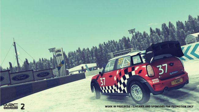 WRC 2: FIA World Rally Championship - Screenshots - Bild 5