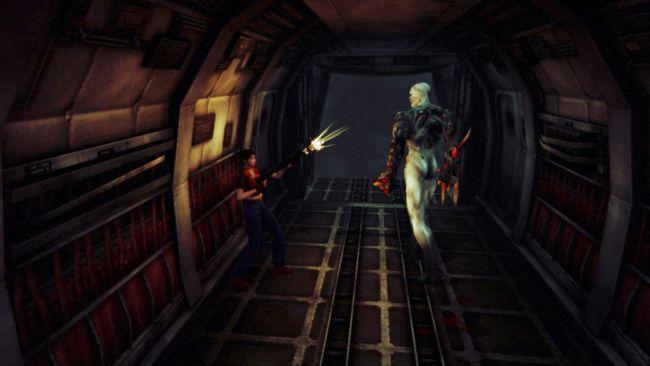 Resident Evil: Code: Veronica X - Screenshots - Bild 5