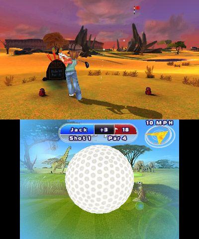 Let's Golf! 3D - Screenshots - Bild 5
