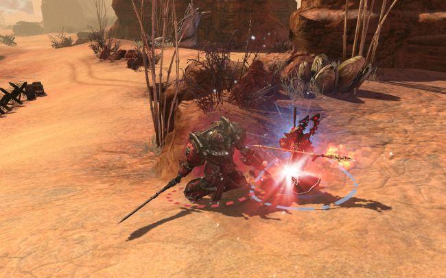 Warhammer 40.000: Dawn of War II - Retribution DLC: Ulthwé-Pack - Screenshots - Bild 1