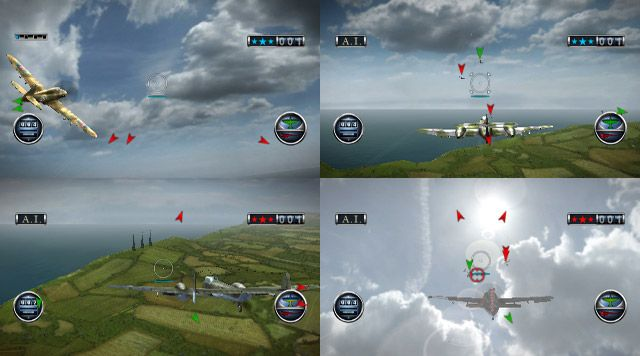 Combat Wings: The Great Battles of World War II - Screenshots - Bild 15