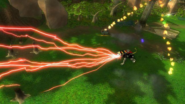 Voltron: Defender of the Universe - Screenshots - Bild 3