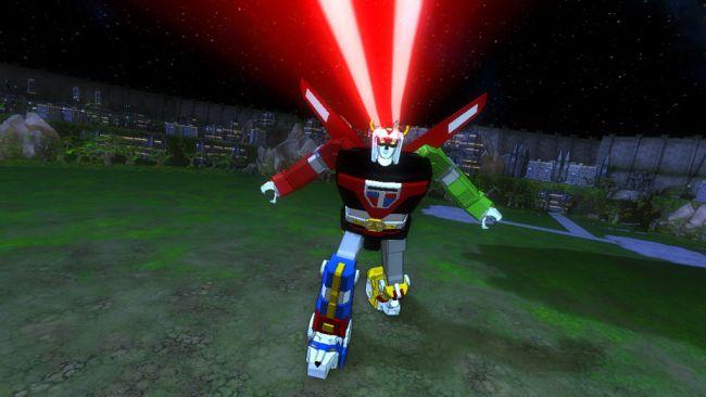 Voltron: Defender of the Universe - Screenshots - Bild 2