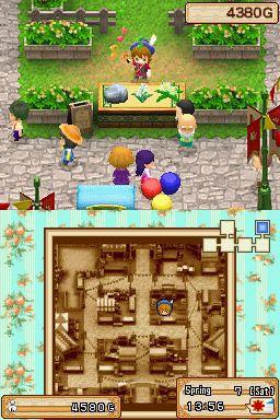 Harvest Moon: Grand Bazaar - Screenshots - Bild 1