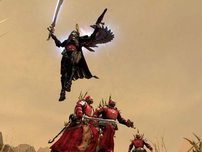 Warhammer 40.000: Dawn of War II - Retribution DLC: Ulthwé-Pack - Screenshots - Bild 15