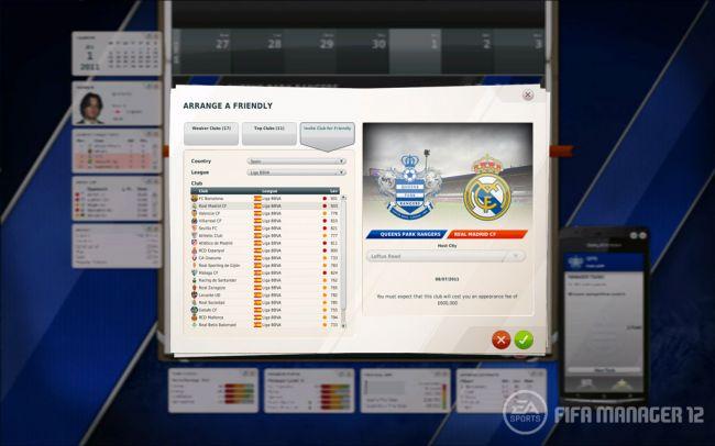 Fussball Manager 12 - Screenshots - Bild 7