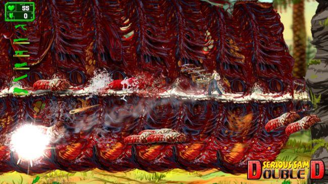 Serious Sam: Double D - Screenshots - Bild 14