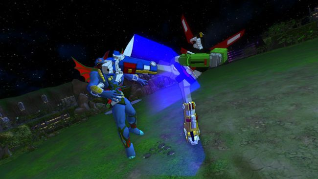 Voltron: Defender of the Universe - Screenshots - Bild 1