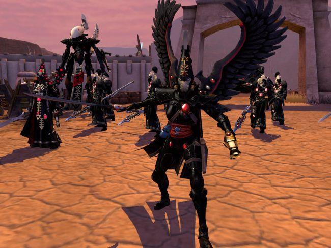 Warhammer 40.000: Dawn of War II - Retribution DLC: Ulthwé-Pack - Screenshots - Bild 9