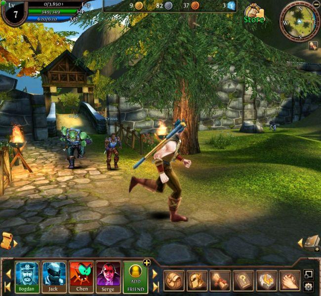 Order & Chaos Online - Screenshots - Bild 5