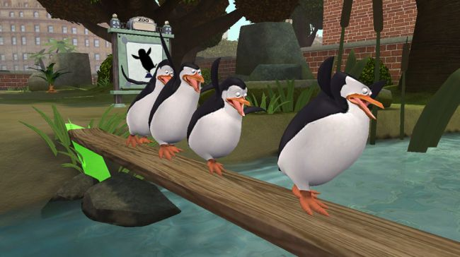 Die Pinguine aus Madagascar: Dr. Seltsam kehrt zurück - Screenshots - Bild 7