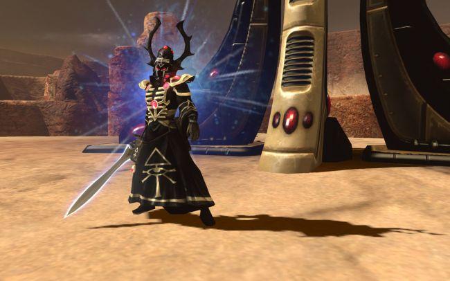 Warhammer 40.000: Dawn of War II - Retribution DLC: Ulthwé-Pack - Screenshots - Bild 17