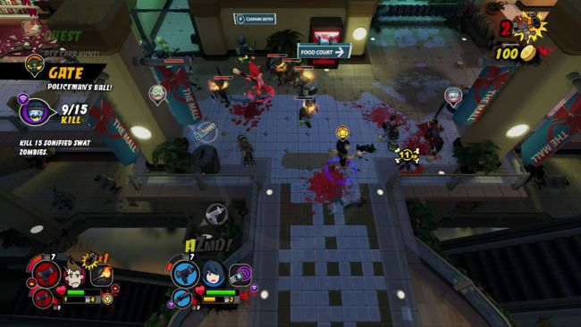 All Zombies Must Die! - Screenshots - Bild 1