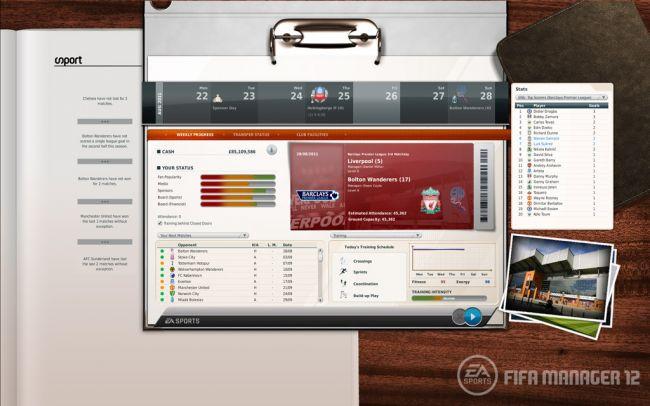 Fussball Manager 12 - Screenshots - Bild 15