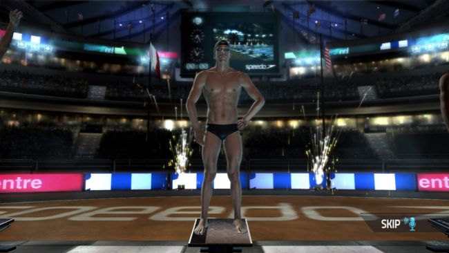 Michael Phelps: Push the Limit - Screenshots - Bild 1