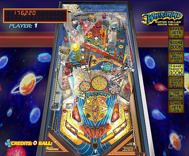 Williams Pinball Classics - Screenshots - Bild 3