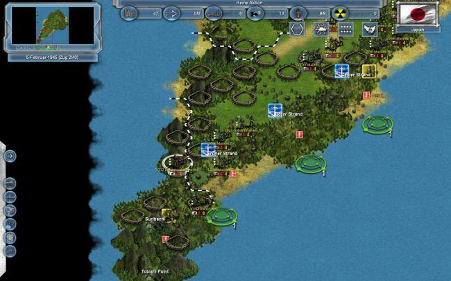 Storm Over the Pacific - Screenshots - Bild 3