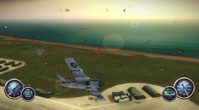 Combat Wings: The Great Battles of World War II - Screenshots - Bild 13