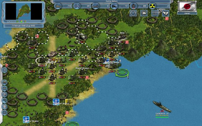 Storm Over the Pacific - Screenshots - Bild 2