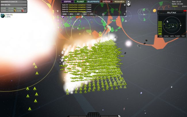 Star Ruler - Screenshots - Bild 1
