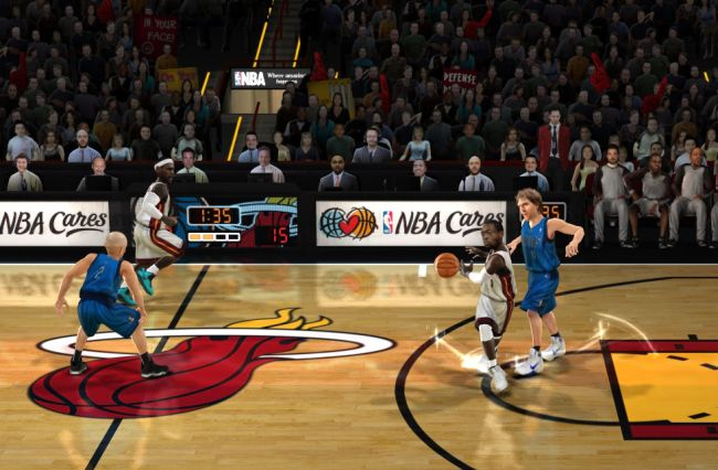 NBA JAM: On Fire Edition - Screenshots - Bild 18
