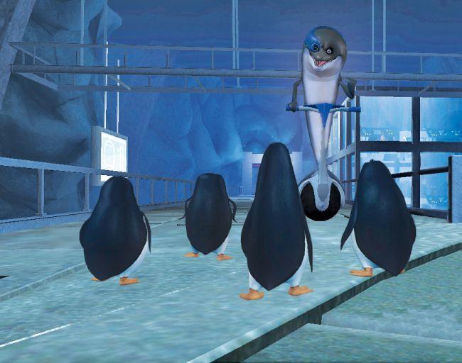 Die Pinguine aus Madagascar: Dr. Seltsam kehrt zurück - Screenshots - Bild 2