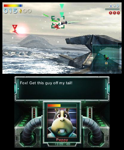 Star Fox 64 3D - Screenshots - Bild 8