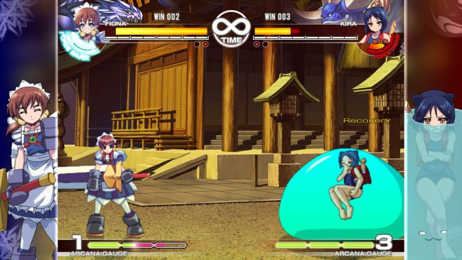 Arcana Heart 3 - Screenshots - Bild 15