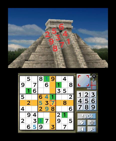 Nikoli's Pencil Puzzle - Screenshots - Bild 1