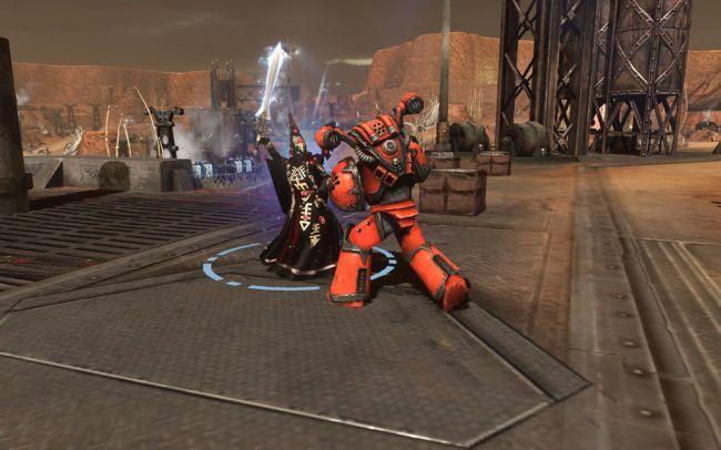 Warhammer 40.000: Dawn of War II - Retribution DLC: Ulthwé-Pack - Screenshots - Bild 2