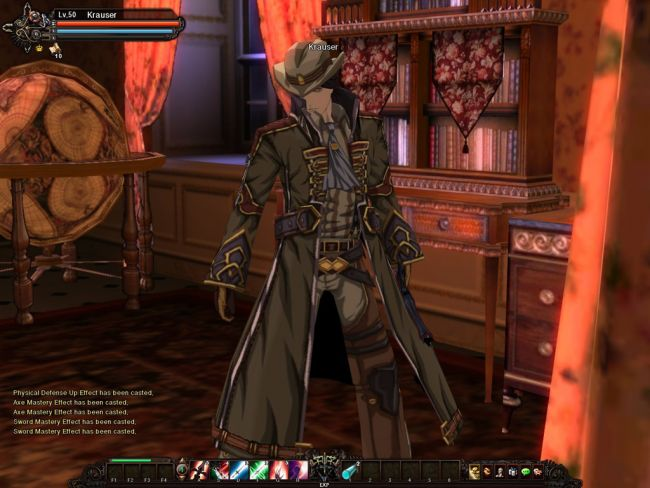 Rusty Hearts - Screenshots - Bild 2