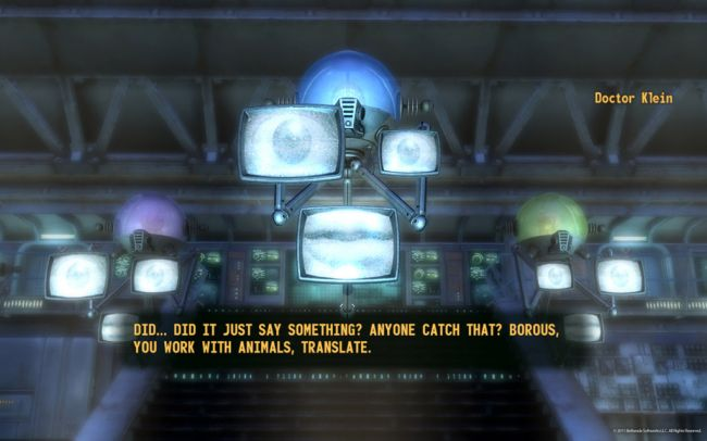 Fallout: New Vegas DLC: Old World Blues - Screenshots - Bild 7