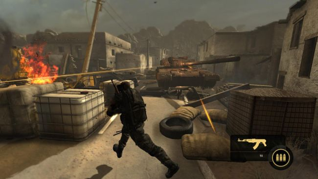Global Ops: Commando Lybia - Screenshots - Bild 3