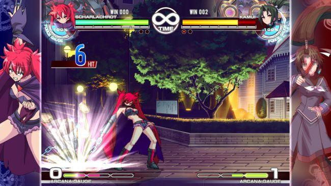 Arcana Heart 3 - Screenshots - Bild 9